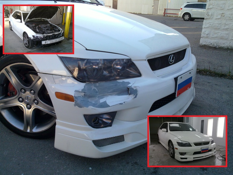 What If Car Needed Mechanical Repairs After Accident